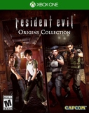 Resident Evil: Origins Collection (Xbox One)