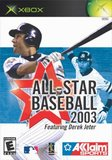 All-Star Baseball 2003 (Xbox)