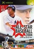 All-Star Baseball 2004 (Xbox)