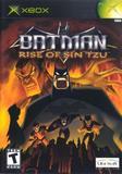 Batman: Rise of Sin Tzu (Xbox)