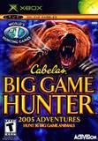 Cabela's Big Game Hunter 2005 Adventures (Xbox)