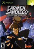 Carmen Sandiego: The Secret of the Stolen Drums (Xbox)