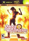 Dance Dance Revolution: Ultramix 3 (Xbox)