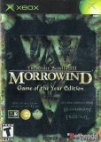 Elder Scrolls III: Morrowind, The -- Game of the Year Edition (Xbox)
