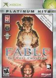 Fable: The Lost Chapters (Xbox)