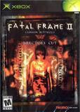 Fatal Frame II: Crimson Butterfly -- Director's Cut (Xbox)