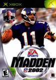 Madden NFL 2002 (Xbox)