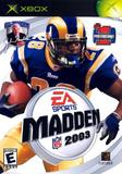 Madden NFL 2003 (Xbox)