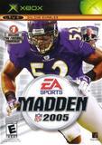 Madden NFL 2005 (Xbox)
