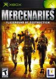Mercenaries: Playground of Destruction (Xbox)