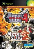 Metal Slug 4 / Metal Slug 5 (Xbox)