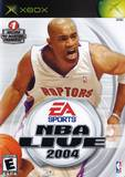 NBA Live 2004 (Xbox)