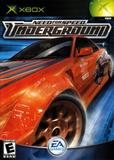 Need for Speed: Underground (Xbox)