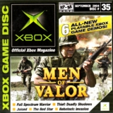 Official Xbox Magazine -- Demo Disc #35 (Xbox)