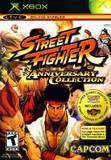 Street Fighter Anniversary Collection (Xbox)