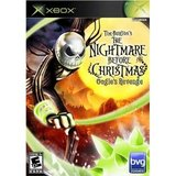 Tim Burton's The Nightmare Before Christmas: Oogie's Revenge (Xbox)
