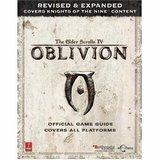 Elder Scrolls IV: Oblivion, The -- Prima Strategy Guide: Revised & Expanded Edition (guide)