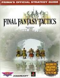 Final Fantasy Tactics -- Strategy Guide (guide)