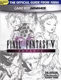 Final Fantasy V Advance -- Strategy Guide (guide)