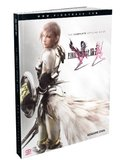 Final Fantasy XIII-2: The Complete Official Guide (guide)