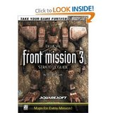Front Mission 3 -- Strategy Guide (guide)