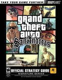 Grand Theft Auto: San Andreas -- Strategy Guide (guide)