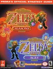 Legend of Zelda: Oracle of Ages/Seasons -- Strategy Guide (guide)
