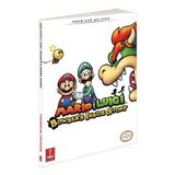 Mario & Luigi: Bowser's Inside Story -- Prima Official Game Guide (guide)