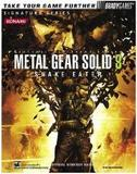 Metal Gear Solid 3: Snake Eater -- Strategy Guide (guide)