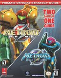 Metroid Prime / Metroid Fusion -- Strategy Guide (guide)