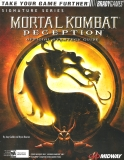 Mortal Kombat: Deception -- BradyGames Signature Series Guide (guide)