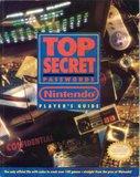 Nintendo Player's Guide: Top Secret Passwords (guide)