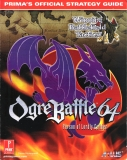 Ogre Battle 64: Person of Lordly Caliber -- Strategy Guide (guide)