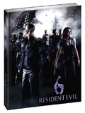 Resident Evil 6 -- Limited Edition Strategy Guide (guide)