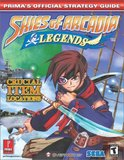 Skies of Arcadia Legends -- Prima Strategy Guide (guide)
