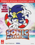 Sonic Adventure -- Prima's Official Strategy Guide (guide)