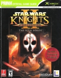Star Wars: Knights of the Old Republic II: The Sith Lords -- Prima's Official Game Guide (guide)