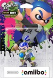 Amiibo -- Inkling Boy - Blue (Splatoon Series) (other)