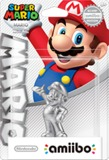 Amiibo -- Mario - Silver Edition (Super Mario Series) (other)