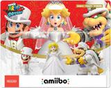 Amiibo -- Mario / Peach / Bowser - 3 Pack (Super Mario Odyssey Series) (other)