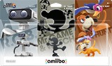 Amiibo -- R.O.B. / Mr. Game & Watch / Duck Hunt - 3 Pack (Super Smash Bros. Series) (other)