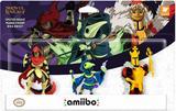 Amiibo -- Specter Knight / Plague Knight / King Knight - 3 Pack (Shovel Knight Series) (other)