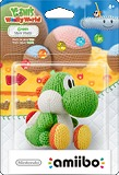 Amiibo -- Yarn Yoshi - Green (Yoshi's Woolly World Series) (other)