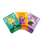 Amiibo Cards -- Animal Crossing (other)
