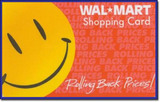 Gift Card -- Wal-Mart (other)