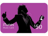 Gift Card -- iTunes (other)