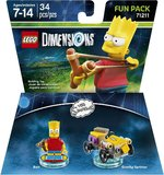 Lego Dimensions Fun Pack: #71211 The Simpsons (other)