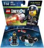 Lego Dimensions Fun Pack: #71213 Lego Movie (other)