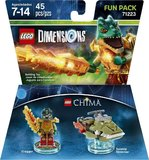 Lego Dimensions Fun Pack: #71223 Chima (other)