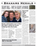 Silent Hill -- Promo Newspaper Only (other)